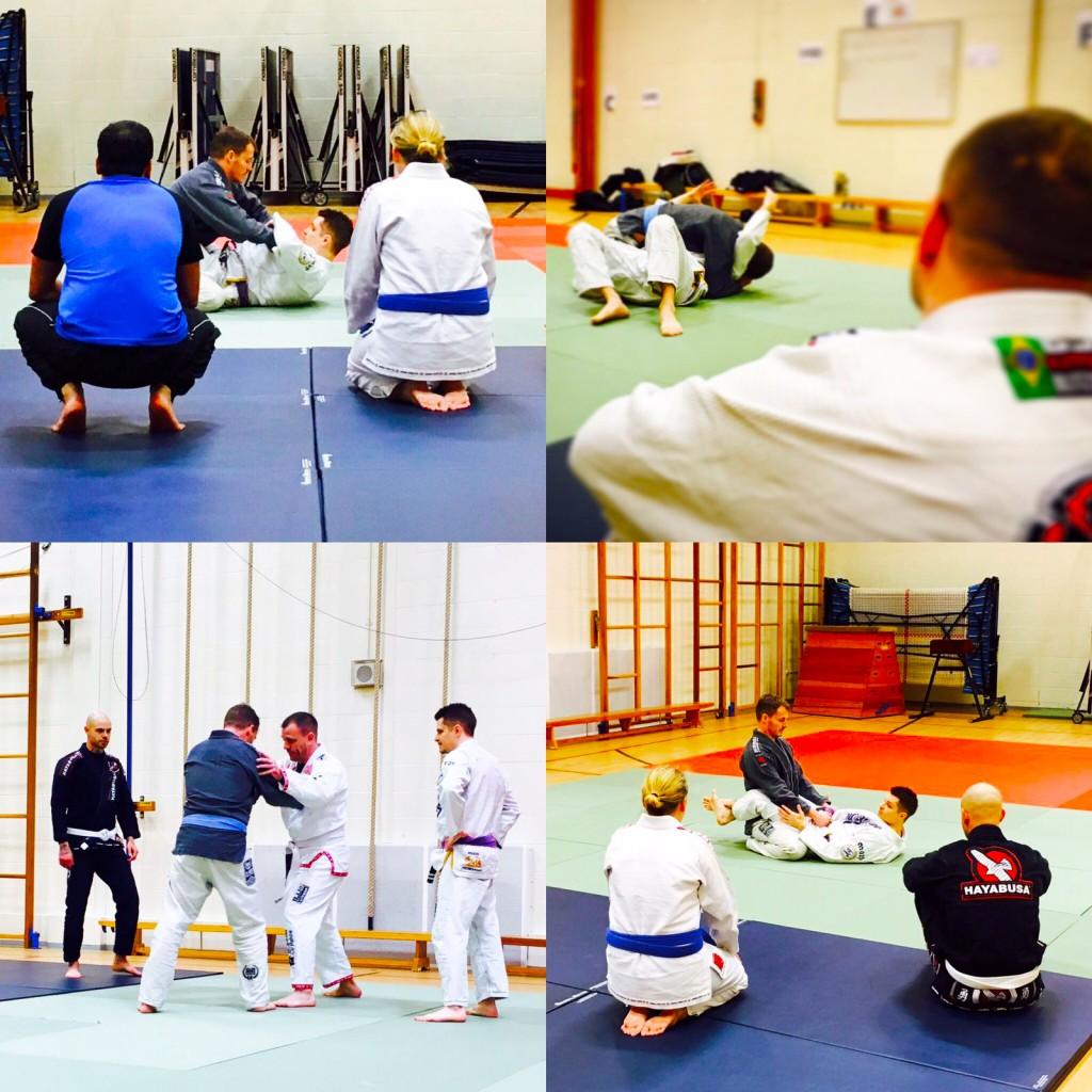 Learn Brazilian Jiu-Jitsu Portsmouth