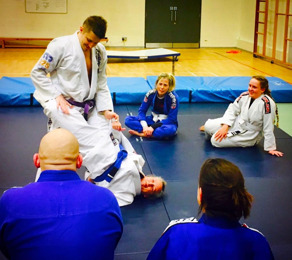 Brazilian Jiu-Jitsu Portsmouth