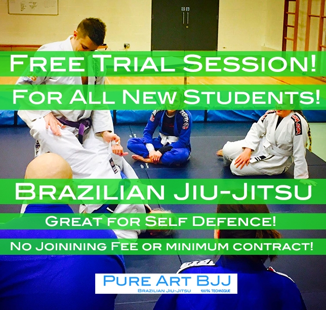 Brazilian Jiu Jitsu Blog