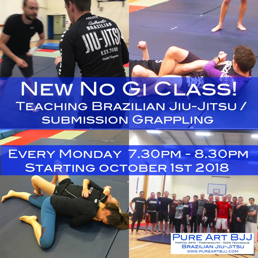 MMA Classes in Portsmouth